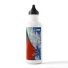 red-fuji.p2 Water Bottle