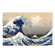 great-wave.shirt Postcards (Package of 8)