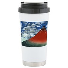 red-fuji.shirt Travel Coffee Mug