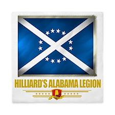 Hilliards Alabama Legion (flag 10) Queen Duvet