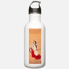 Shirabyoshi-dancer.shi Water Bottle