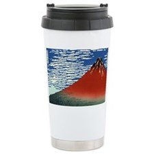 red-fuji.57 Travel Coffee Mug