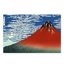 red-fuji.57 Postcards (Package of 8)