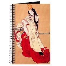 Shirabyoshi dancer.square.57 Journal