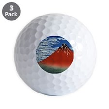 red-fuji.mouse Golf Ball
