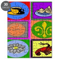 New Orleans Symbols 2asq Puzzle