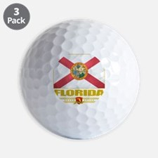 Florida (Flag 10) Golf Ball