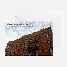 hoboken calendar Greeting Card