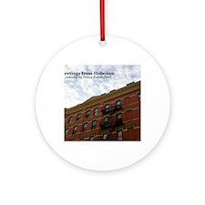 hoboken calendar Round Ornament