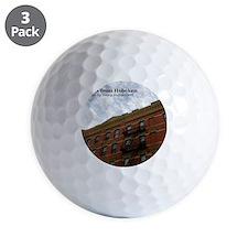 hoboken calendar Golf Ball