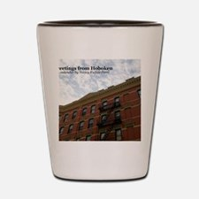hoboken calendar Shot Glass
