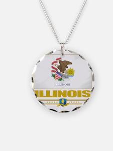 Illinois (Flag 10) Necklace