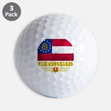 Georgia (Flag 10) Golf Ball