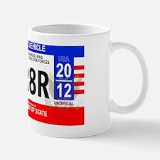 Iraq Diplomatic Plate Mug