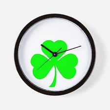 Win Lucky 3 Wall Clock