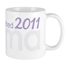 Mama established 2011_dark Mug