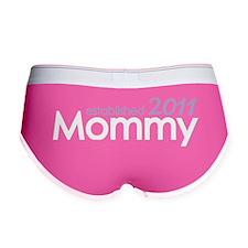 Mommy established 2011_dark Women's Boy Brief