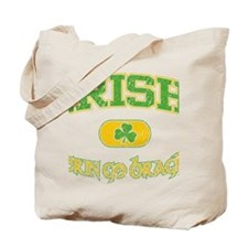IRISH Erin PNG file Tote Bag
