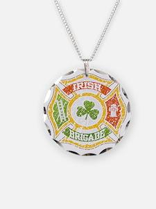 IRISH Brigade png file Necklace