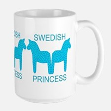 Swedish PRINCESS Large Mug