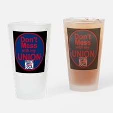 AFL UNION Drinking Glass