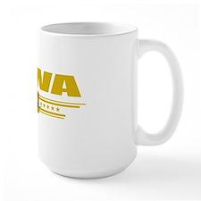 Iowa (Flag 10) pocket Mug