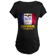 Iowa (Flag 10) T-Shirt