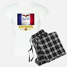 Iowa (Flag 10) Pajamas