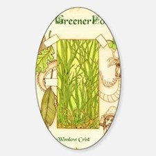 the greener forest cover for PR Decal