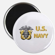 "U.S. Navy 2.25"" Magnet (10 pack)"