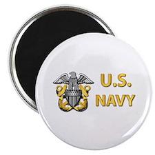 "U.S. Navy 2.25"" Magnet (100 pack)"