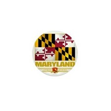 Maryland (Flag 10) Mini Button