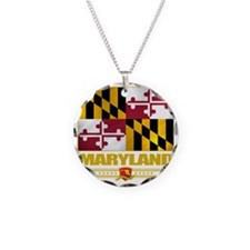 Maryland (Flag 10) Necklace