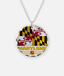 Maryland (Flag 10) Necklace