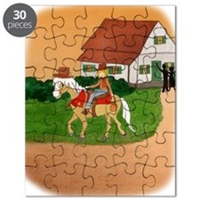 7A home goodbye to mom n dad Puzzle