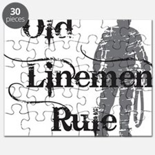 old linemen rule 2 Puzzle