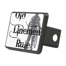 old linemen rule 2 Hitch Cover