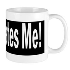 Al Gore Hates Me Mug