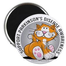 Parkinsons-Disease-Cat Magnet