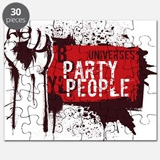 Party People illustration Puzzle