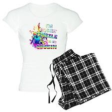 Im Rockin A Puzzle for my C Pajamas
