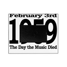 The Day the Music Died February 3rd  Picture Frame