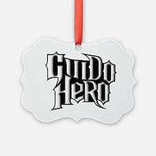 Guido Hero Ornament