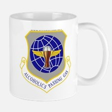 Funny Kc 135 stratotanker with the strategic air command Mug