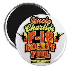 UncleCharliesRocketFuel Magnet