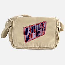 Weaponized_Religiosity Messenger Bag