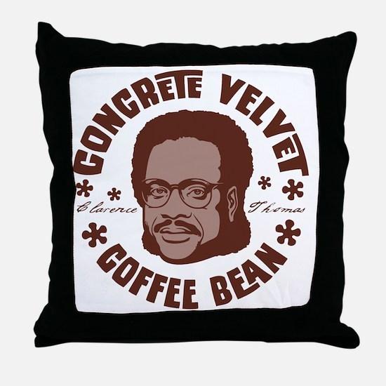 thomas-cvcb-red-T Throw Pillow