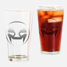 Emblemnobgsilver2 Drinking Glass