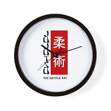 Jujutsu Wall Clock