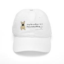 FrenchBulldogFawnBrother Baseball Cap